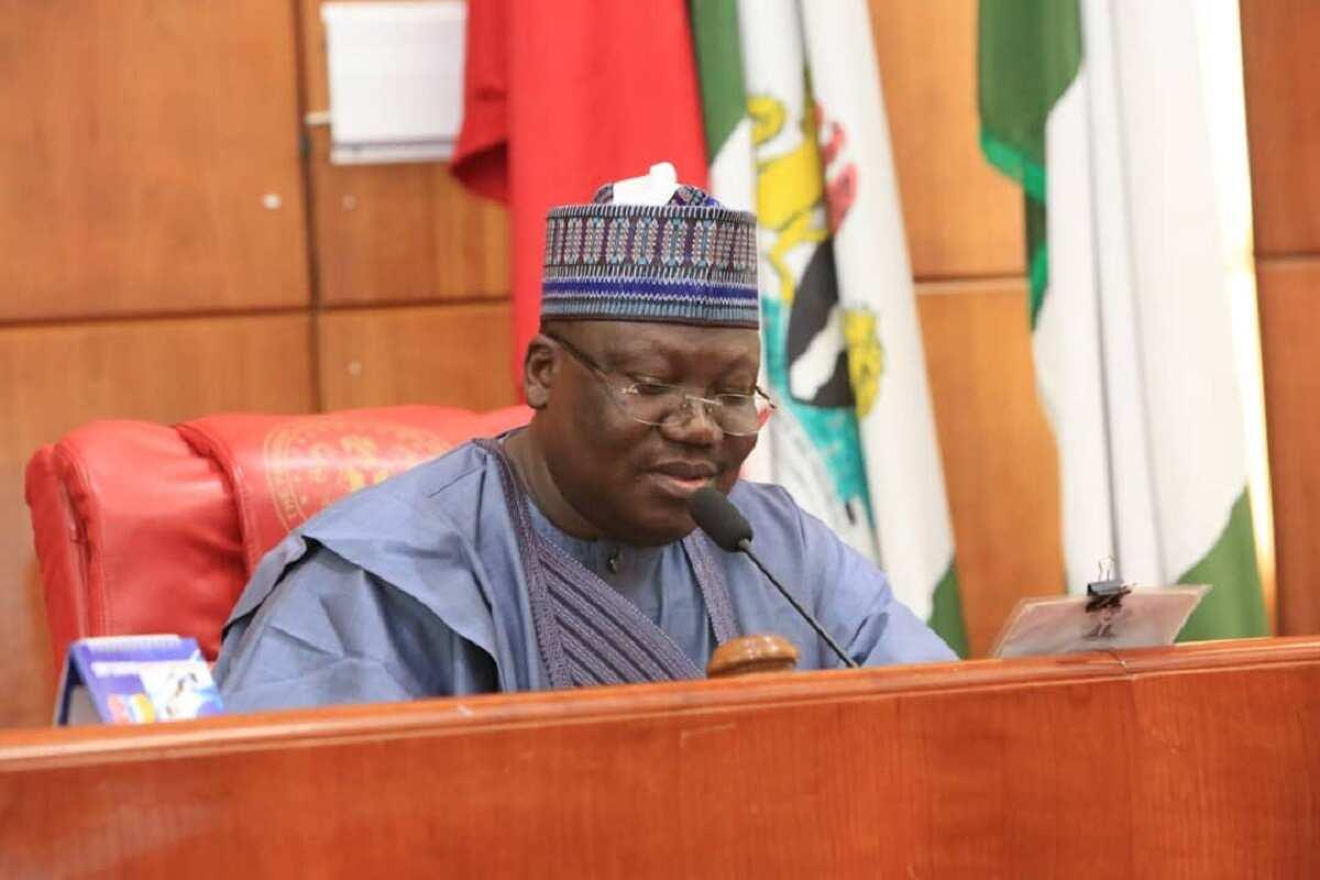 Breaking: Senate okays Buhari's appointee Shaba as DG NASRDA