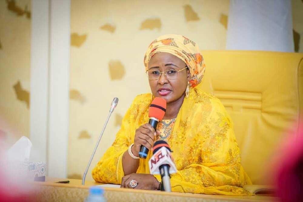 ArewaMufarka: Aisha Buhari ta kaddamar da wasu sabbin bidiyo a kan yakar rashin tsaro