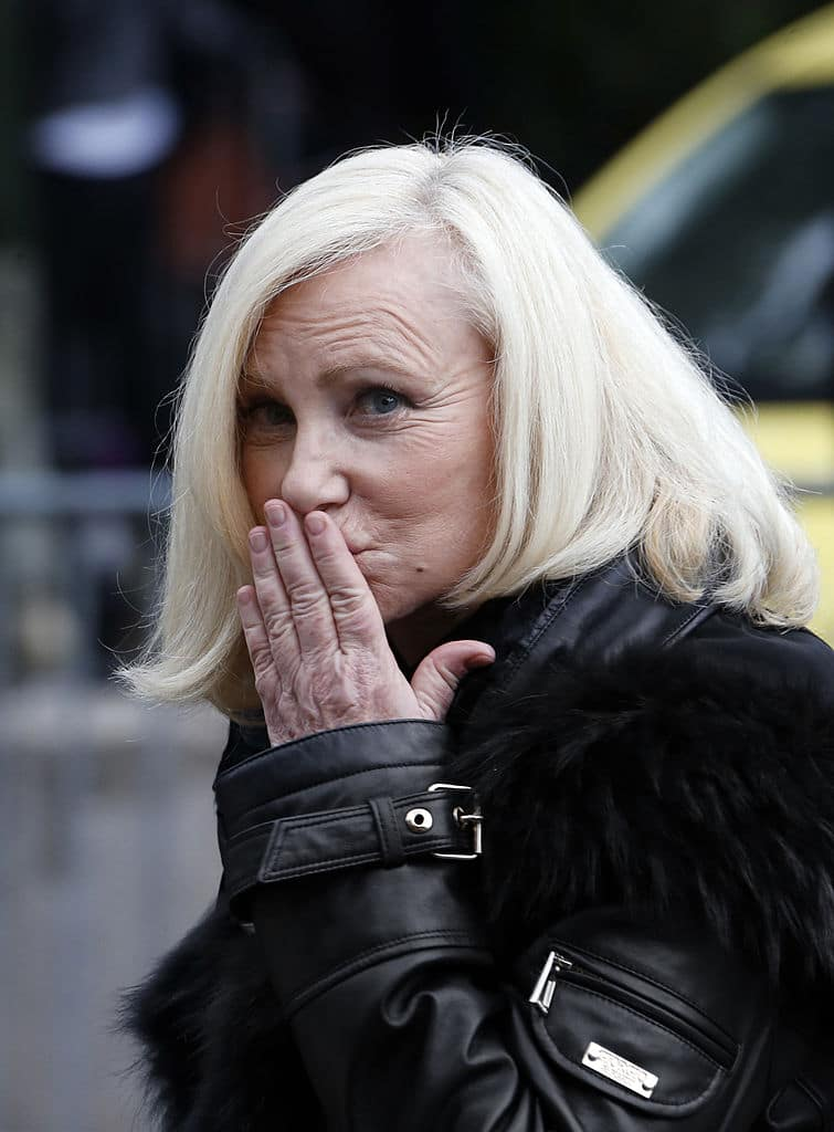 Michèle Torr âgée de 65 ans