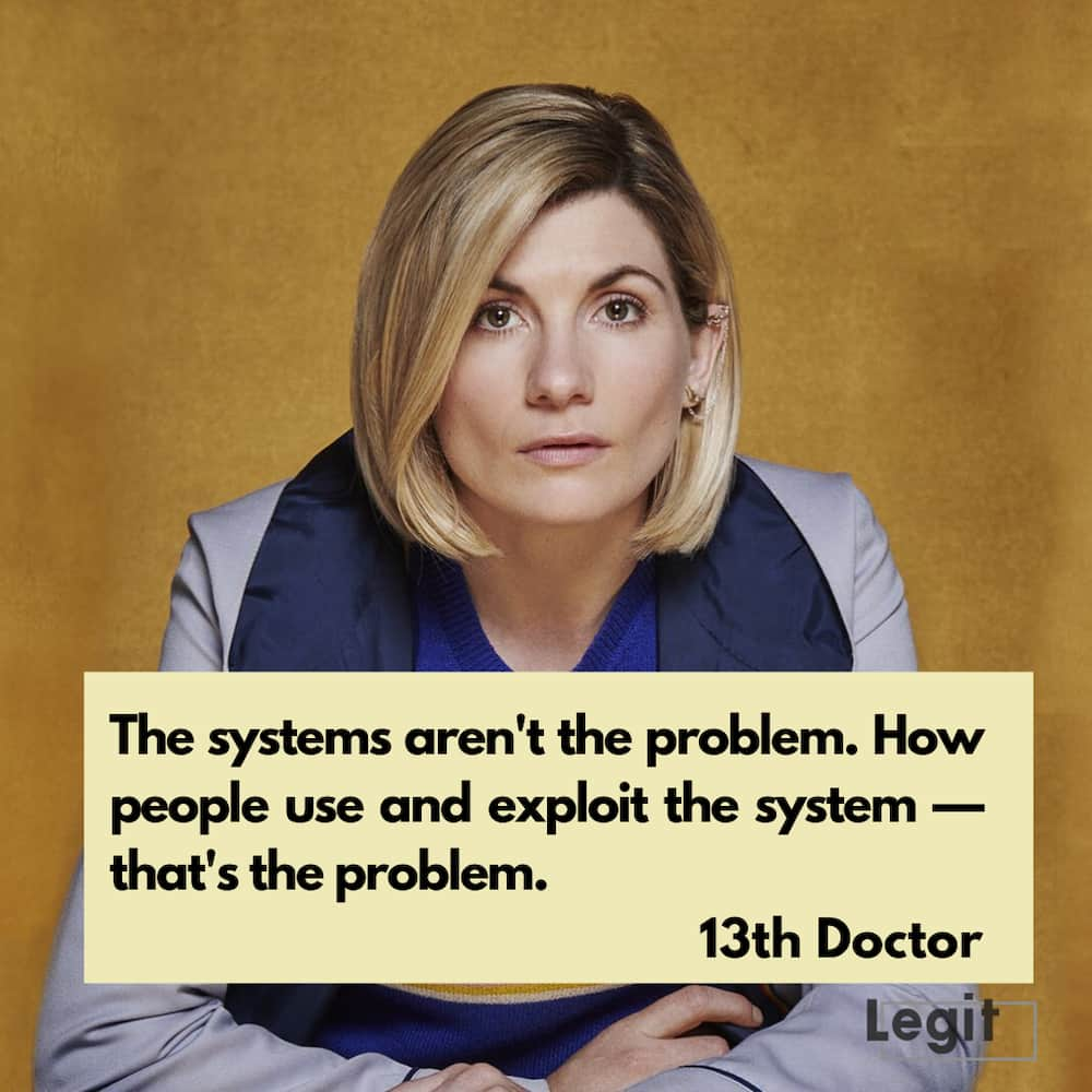 13th doctor quotes