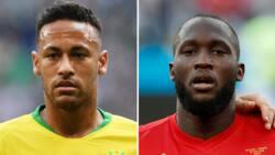Lukaku snubs Pele, Ronaldo, Kaka, Ronaldinho as he names the best Brazilian player in huge surprise