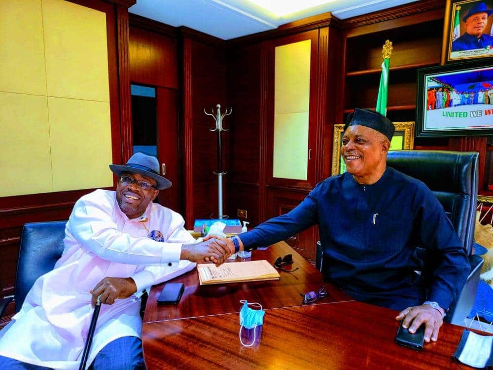 Seriake Dickson: Former PDP Governor Predicts More Defections before 2023 Elections