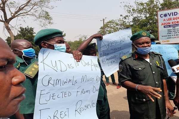Herdsmen: Protest rocks Akure over Akeredolu's vacation order