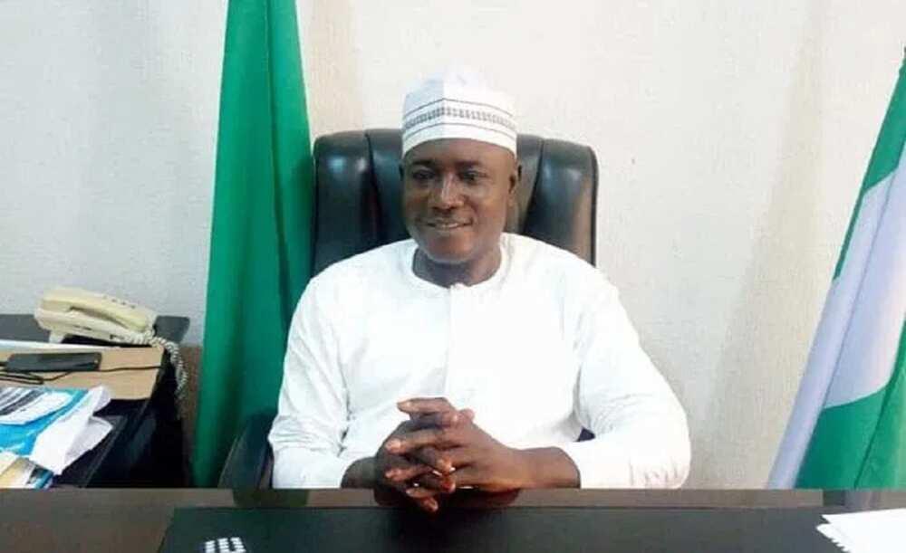 Nasarawa: John Osewu ya sauya-sheka, ya bar PDP ya koma Jam'iyyar APC