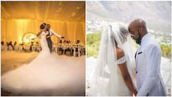 Banky W and wife Adesua celebrate first wedding anniversary with sweet words
