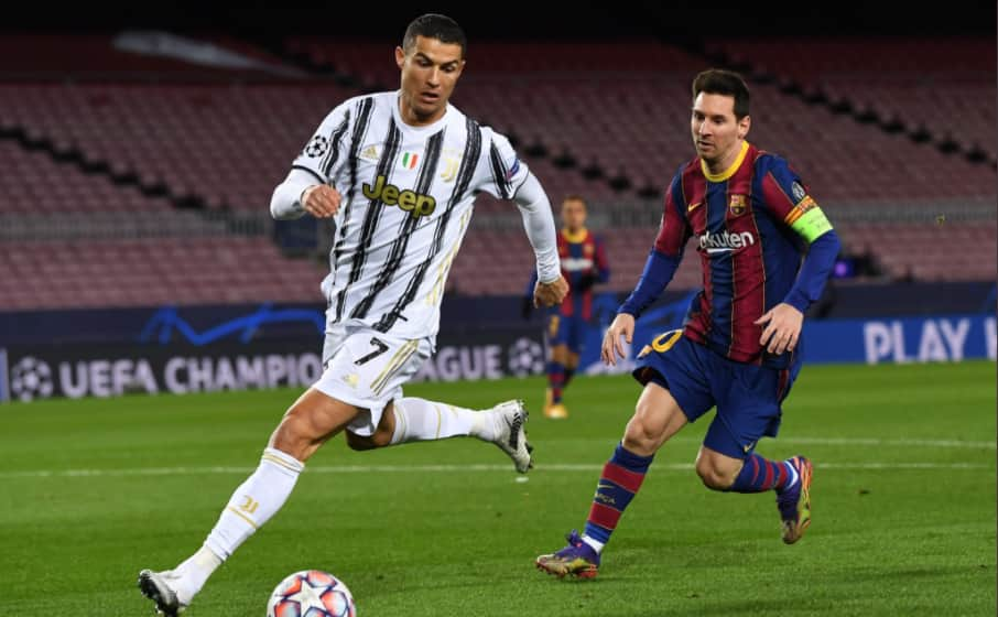 Lionel Messi Earns £108.2m yearly More Than Double of Cristiano Ronaldo's £46.7m Salary Per Year