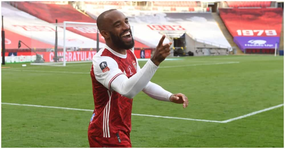 Alexandre Lacazette reportedly wants to join Atletico Madrid this summer