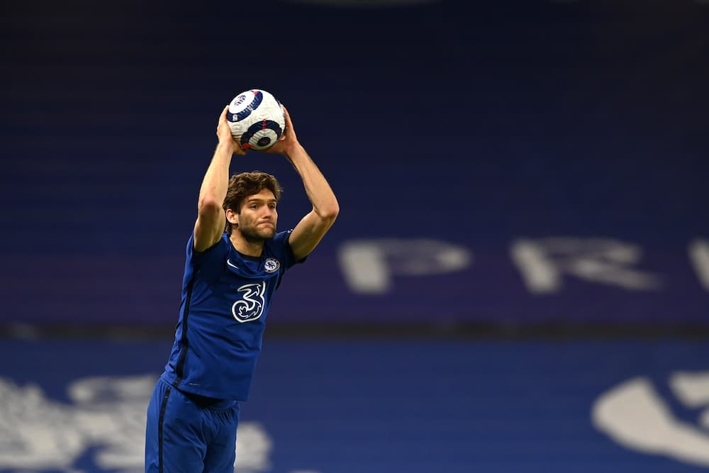 Marcos Alonso.