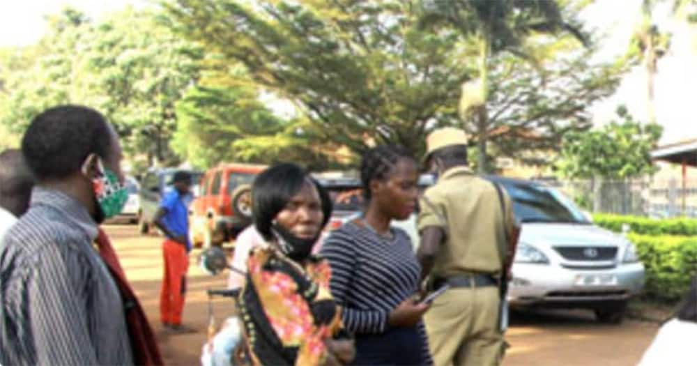 He is mine: Woman storms church to block ex-husband's wedding
