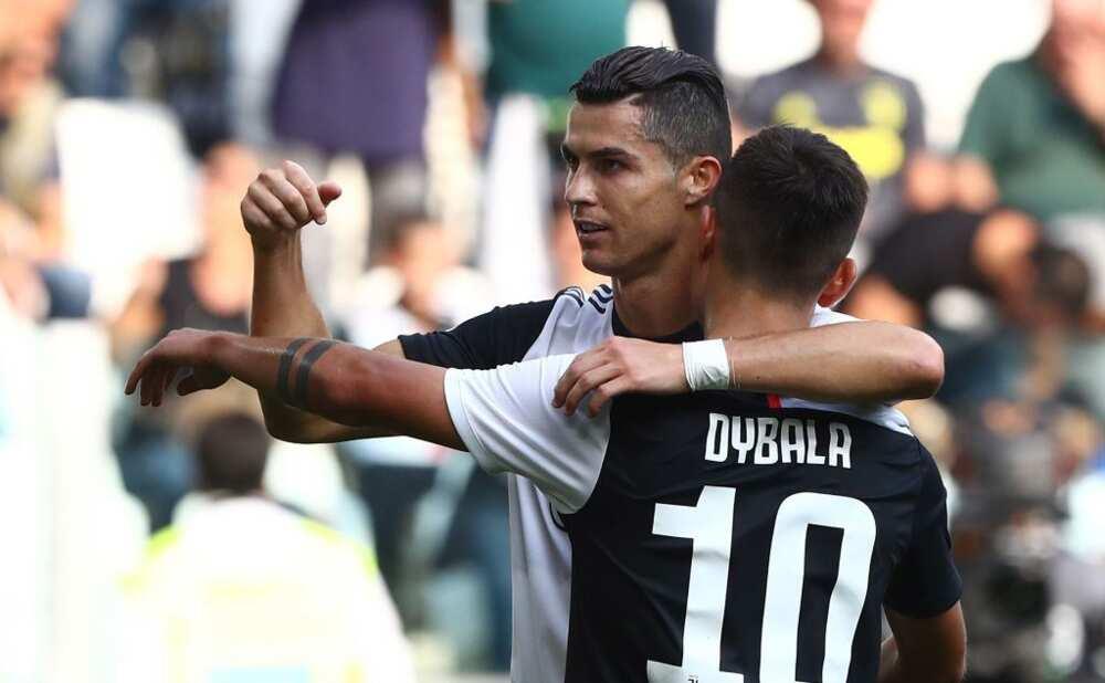 Shekara mai zuwa a Juventus zan yi wasa – Ronaldo ya tabbatar da zamansa