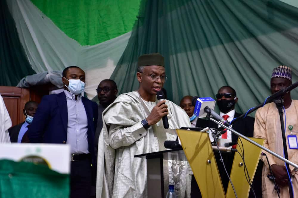 Governor El-Rufai says it is time to restructure Nigeria