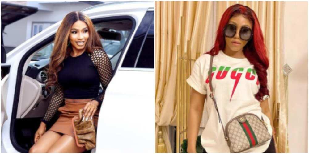 BBNaja: Mercy Eke blasts rumour mongers over COVID-19 status