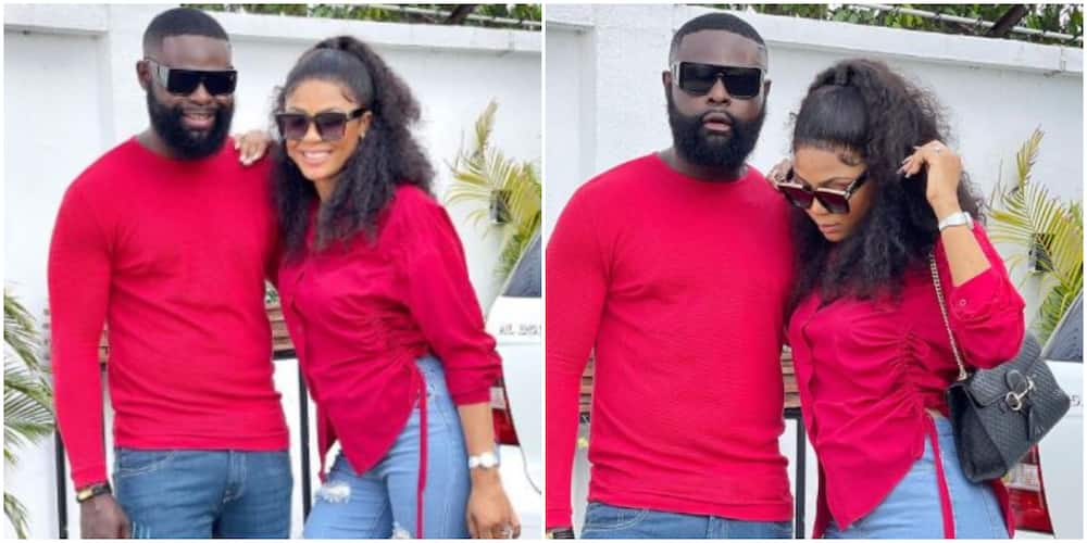 You Made Sure I Never Lacked in School, You Paid My School Fees, Yomi Casual's Wife Says As She Praises Hubby