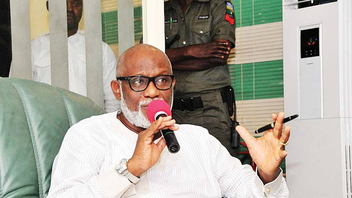 Governor Akeredolu budgets N500m to host guests, N13m for phone calls in 2019