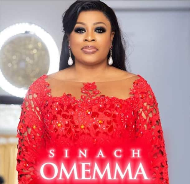 Sinach - Omemma reactions