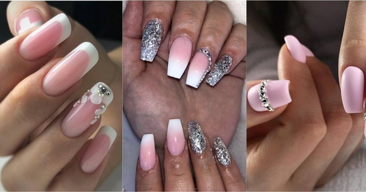 20 Elegant Wedding Nails Designs For The Bride Legit Ng