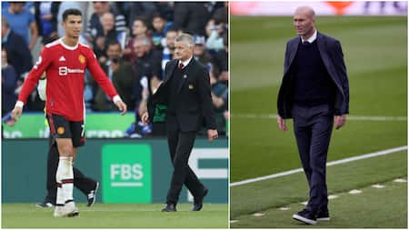 Cristiano Ronaldo names manager Man United must hire amid Solskjaer's exit rumour