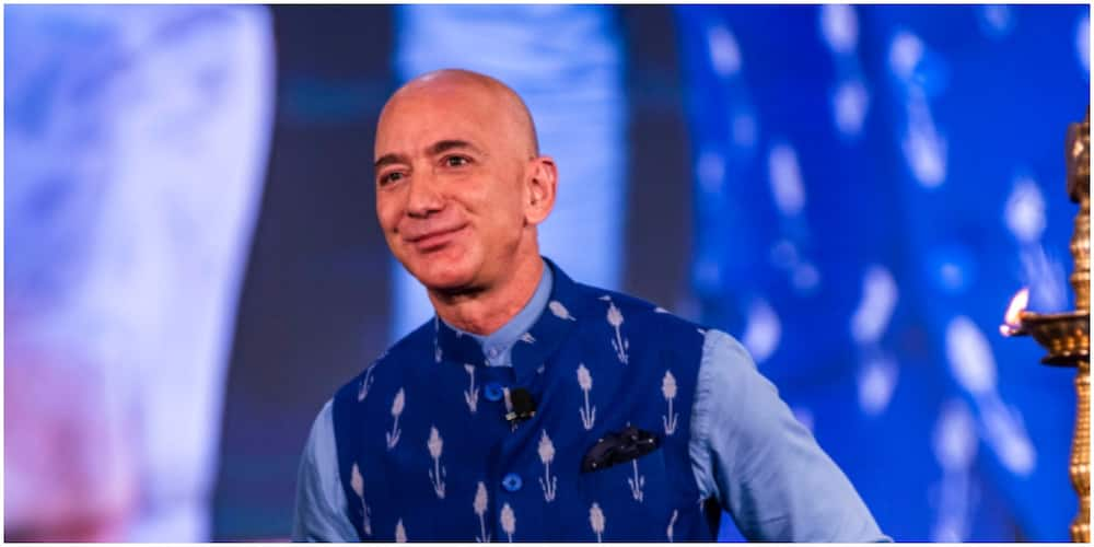 Jeff Bezos wealth increased by N1.10 trillion in 24 Hours