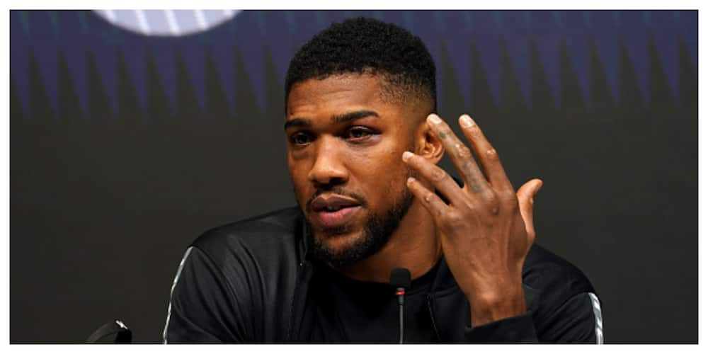 Anthony Joshua makes big statement about fighting Fury despite losing all belts to Usyk