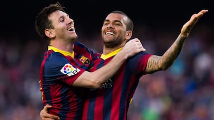 Former Barcelona star Dani Alves reveals why Messi is the greatest footballer of all time