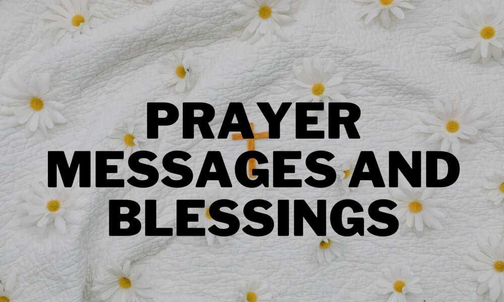 prayer messages