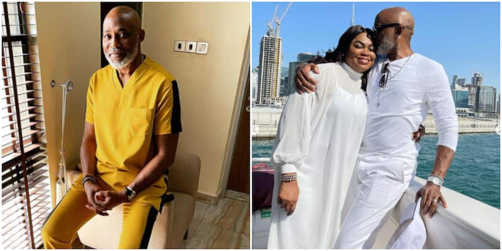 Actor RMD celebrates 20th wedding anniversary with his beautiful wife (photo)