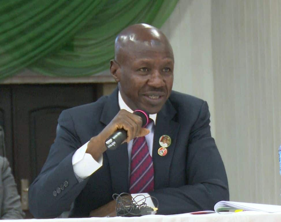 It's wrong for Salami's panel to verify seized assets without my lawyer's presence, Magu declares