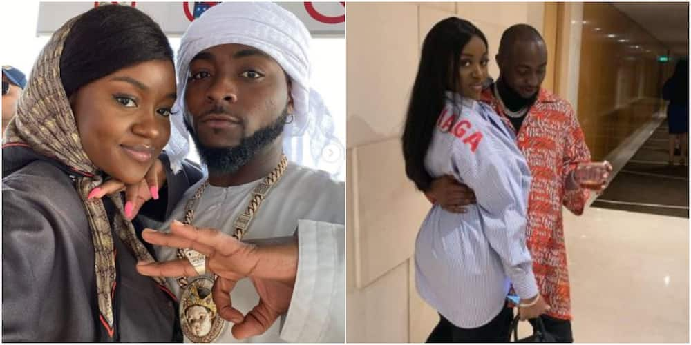 Davido gives interesting reasons for deciding to marry Chioma, friends support him (video)