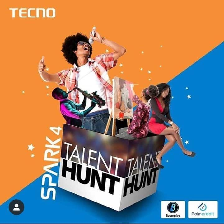 TECNO's talent hunt: Stars finally ready to party with Slimcase and Victor AD