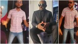 Jim Iyke run when you see me: Uche Maduagwu tells colleague in new video, fans react