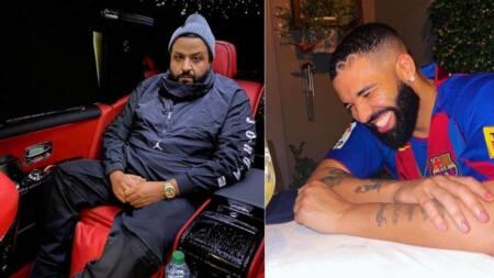 DJ Khaled hosts dinner for Drake, shares hilarious video, fans react