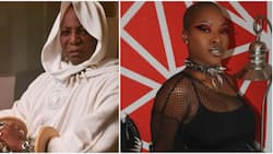 Charly Boy's unique daughter says her father is a clout chasing hypocrite