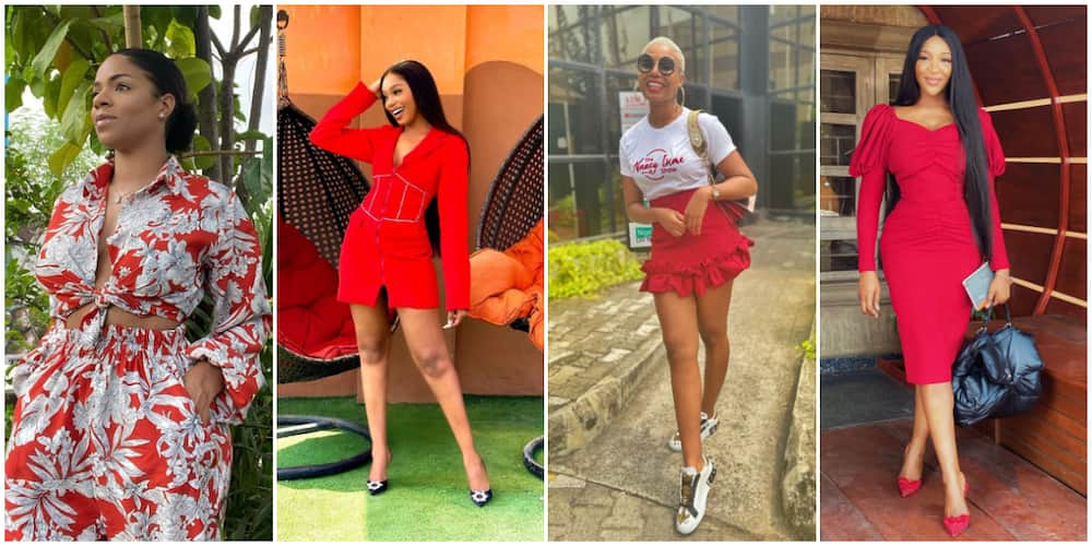 Valentine ready: 10 female celebrities serve style inspiration in red outfits