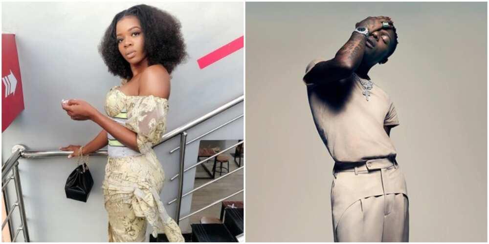 Made In Lagos: Wizkid's first baby mama Shola Ogudu hypes new album