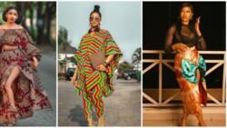 Fashion focus: 5 beautiful times Tacha slayed in African print