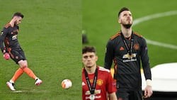 Man United legend 'attacks' player, blames him for club's defeat against Villarreal in Europa League final