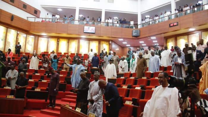 Just in: Grief for Nigerian Senate as senator is reported dead