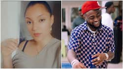 No father is better than Davido, he's always there for his kids - Reality TV star Gifty says, stirs reactions