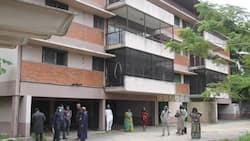 BREAKING: EFCC donates Diezani's forfeited building as isolation centre (photo)
