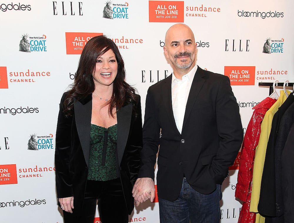 Who is Valerie Bertinelli married to now