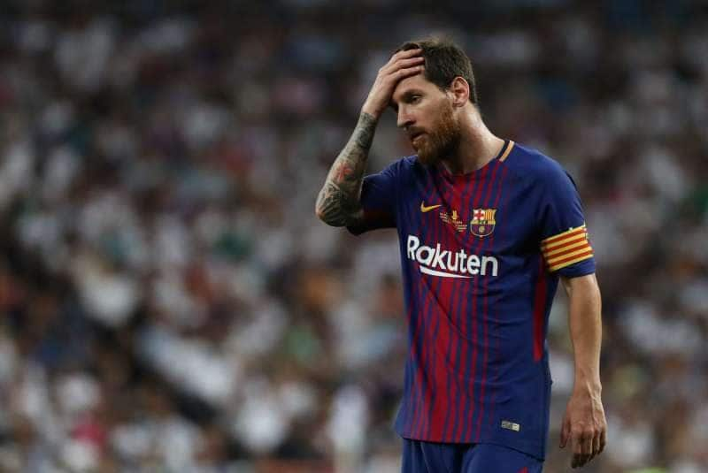 Lionel Messi could miss El Clasico against Real Madrid if he play for Argentina