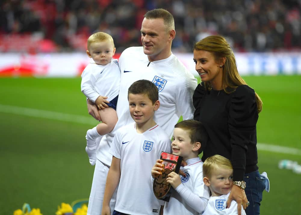Wayne Rooney wife