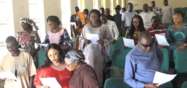 ASUU Chapter Organises Prayer Session In Taraba Over Continued Strike
