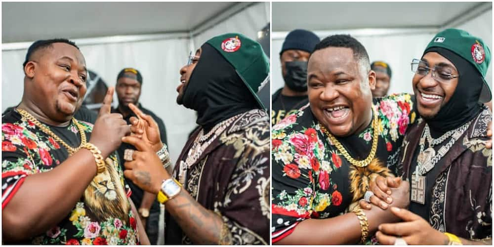Davido's 10th Anniversary: You Didn't Make Yourself Alone, You Made Other People, Cubana Chiefpriest Writes