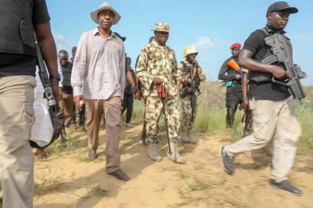 Group commiserate with Borno governor, military over attack on convoy
