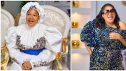 The Prophetess: Director says Toyin Abraham once 'entered into the spirit' during rehearsals