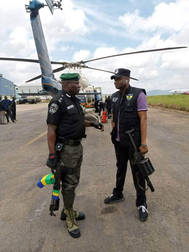 Report claims panel couldn't establish Abba Kyari committed any crime in US.