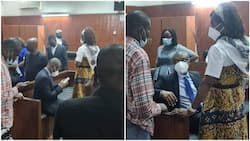 Just in: Former MD of prominent Nigerian bank sent to jail over N25.7bn fraud