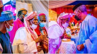 3 years after saving hundreds of Christians from bandits' attack, CAN honours 86-year-old Plateau Imam