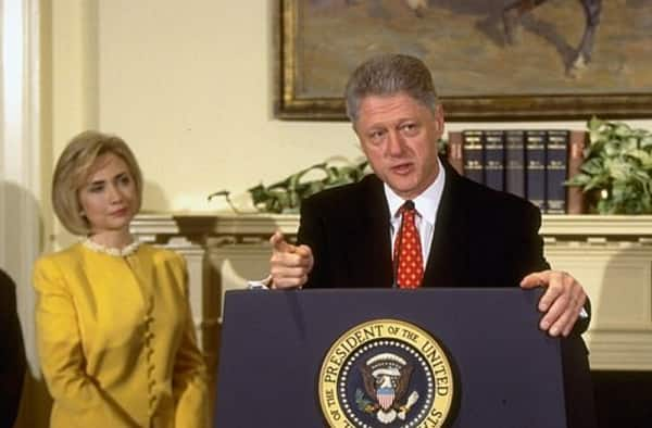 Monica Lewinsky reveals the length at which she went to get Bill Clinton's attention